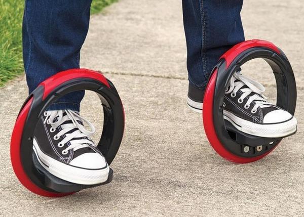 The Sidewinding Circular Skates 2