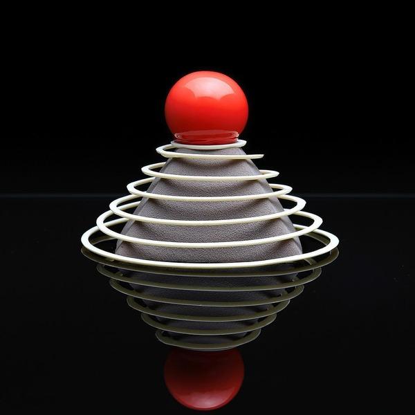 完璧な形状をしたデザート…幾何学的なスイーツ特集 (15)