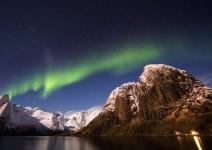大自然の絶景!ノルウェーロフォーテン諸島のタイムラプス