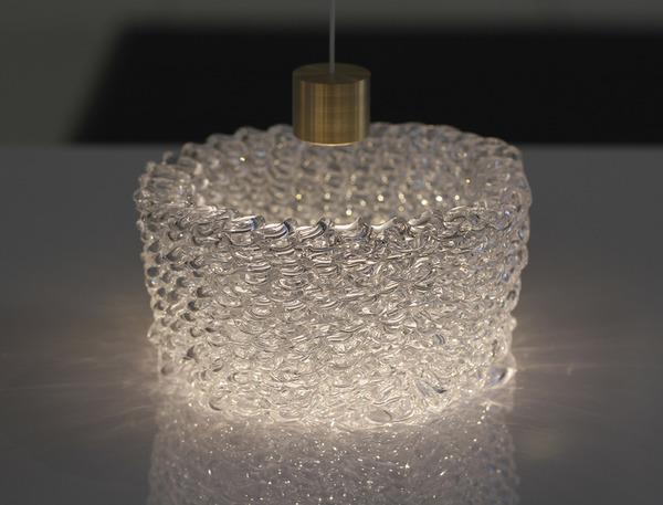 美しくユニークな形!3Dプリンタで作るガラス彫刻作品 (2)