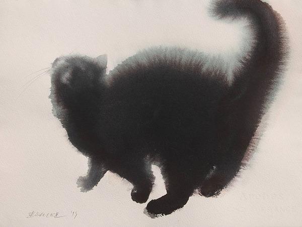 Endre Penovacによる猫
