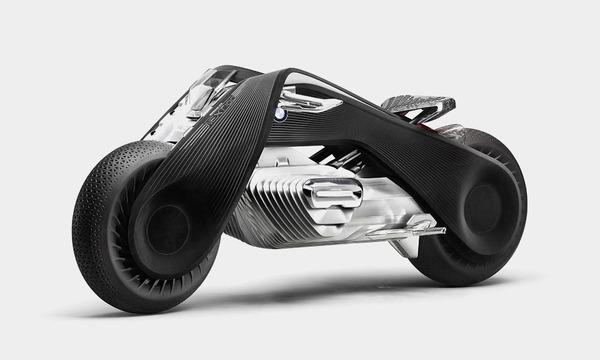 完全にSF!BMWのコンセプトバイク「VISION NEXT 100」 (1)