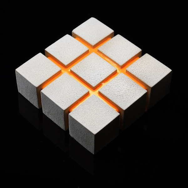 完璧な形状をしたデザート…幾何学的なスイーツ特集 (2)