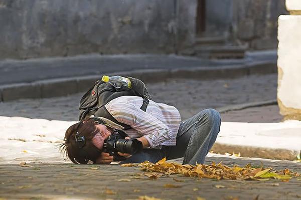 クレイジーなカメラマン 34