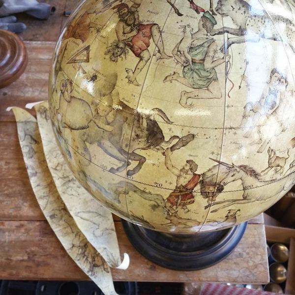 世界を旅したくなる。価値ある手作り地球儀の製作現場 (12)