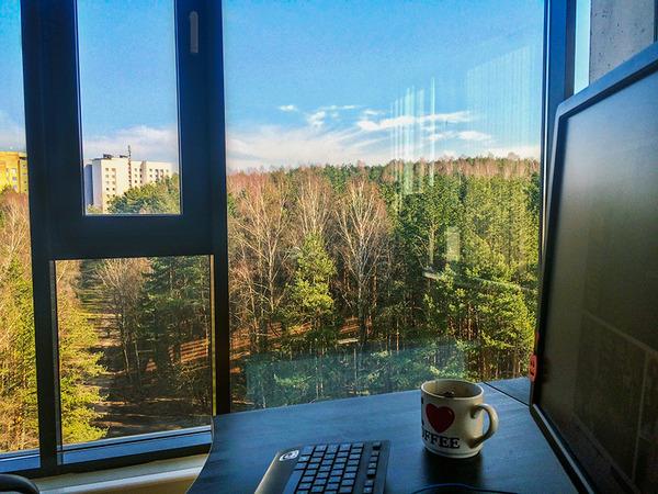 仕事場から見える景色を見せ合おうぜ!画像 (1)