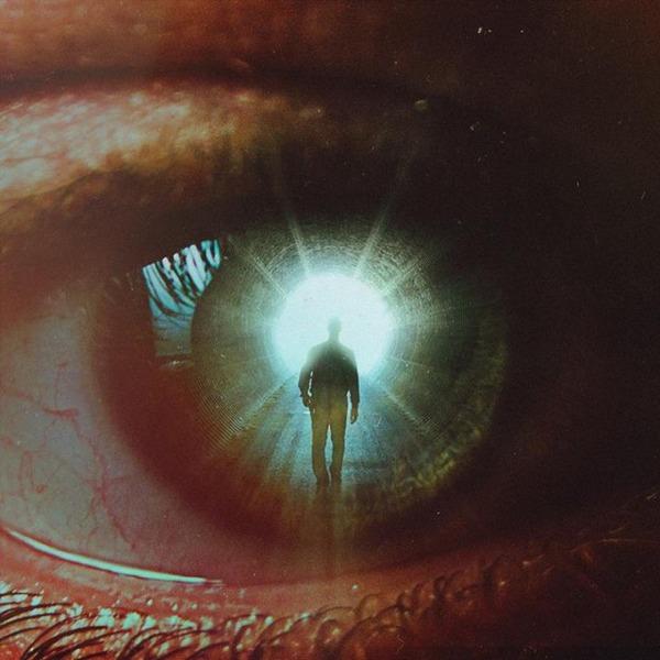 瞳をデジタル加工したアート  Nevan Doyle 7