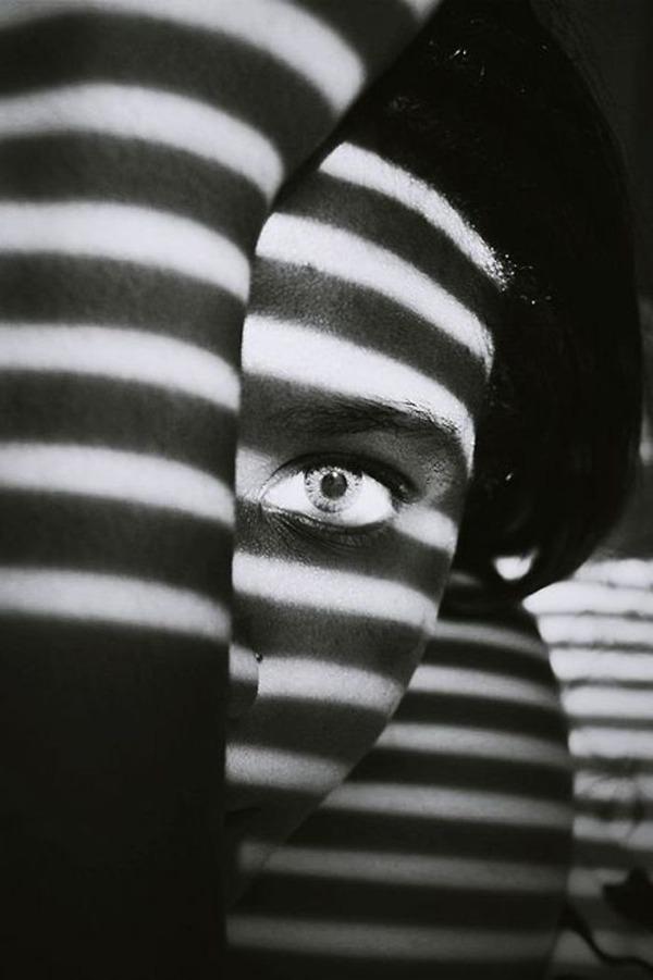 光と影と人間。影が生み出すクールな肖像写真 (11)