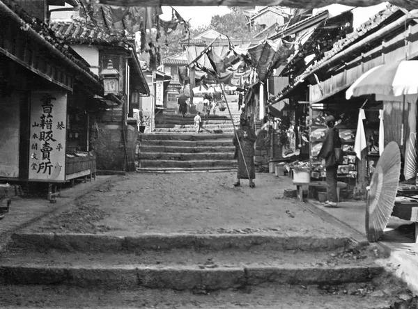 約100年前、明治時代に撮られた白黒写真。日本人の日常を映す (12)