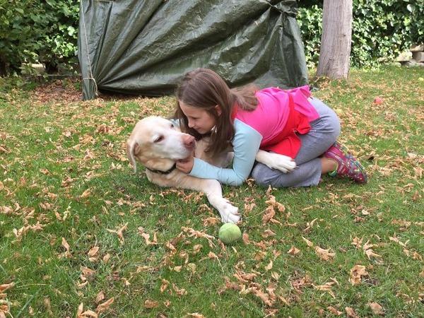 ペットは大切な家族!犬や猫と人間の子供の画像 (37)