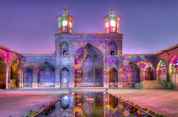 マスジェデ・ナスィーロル・モスク 17