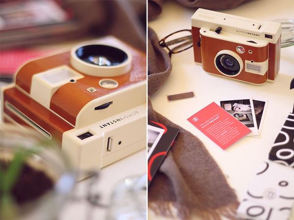 お洒落なインスタントカメラLomo'Instant (4)