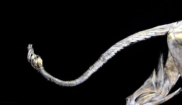 鋼鉄のライオン彫刻、アスラン by Selçuk Yılmaz 8