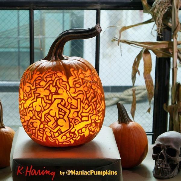 Maniac Pumpkin Carvers (4)