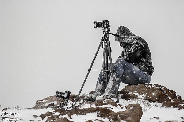 クレイジーなカメラマン 19