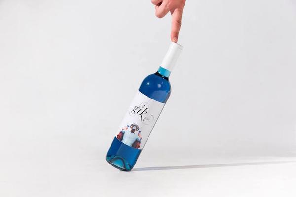 超爽やか!革新的な青いワイン『Gik』 (6)