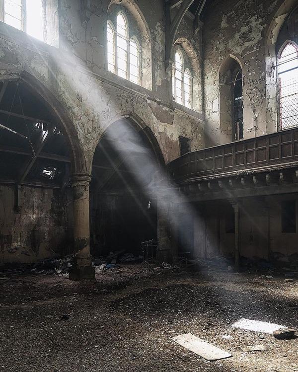 イギリスの廃墟画像 (8)