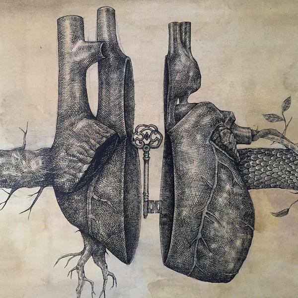 スピリチュアル…。生と死を描いた壁画アート (6)