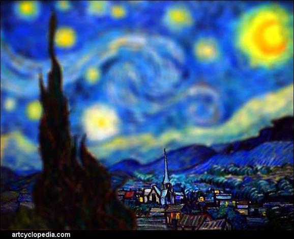 ゴッホの絵画 5