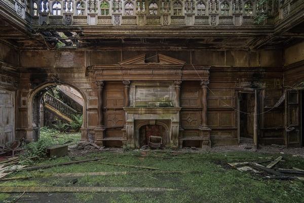 イギリスの廃墟画像 (16)