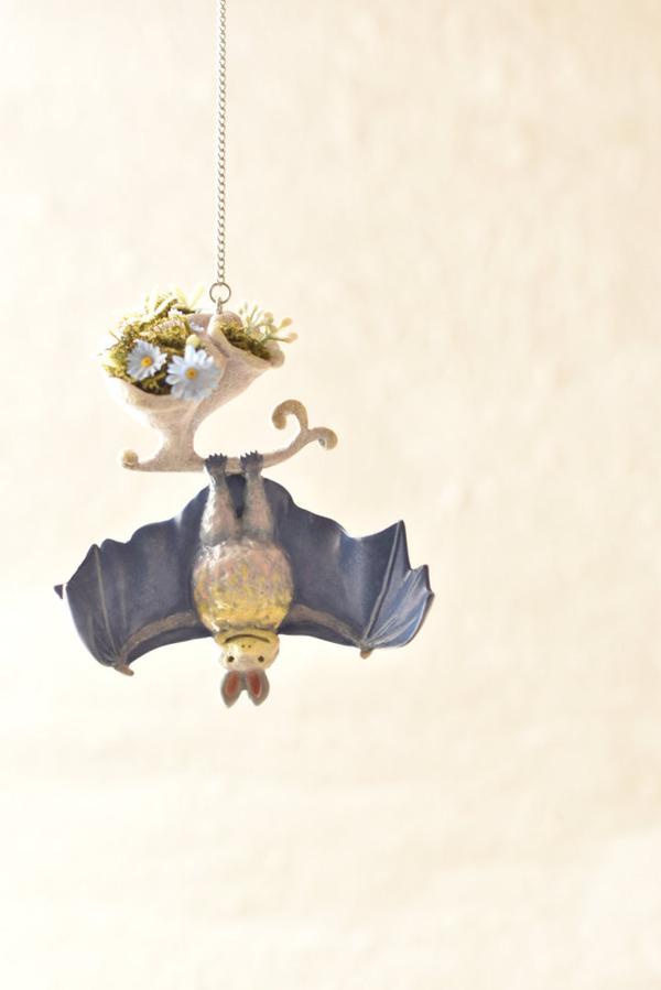 動物や植物な樹脂製アートプランター!『HARIMOGURA』 (12)
