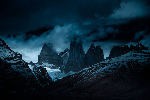 嵐の大地パタゴニアの美しく雄大な自然風景写真 (13)