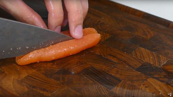 コイ寿司!自宅でも簡単に作れる鯉の形をしたお寿司 (3)