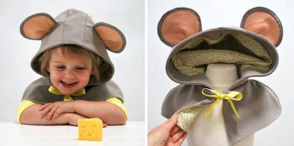 子供用の動物フード付きコートが反則的な可愛さ! (3)