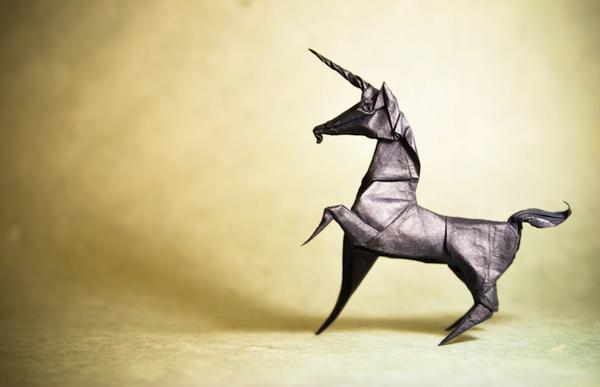 一枚の紙から折り紙で作る動物!折り紙アート (11)