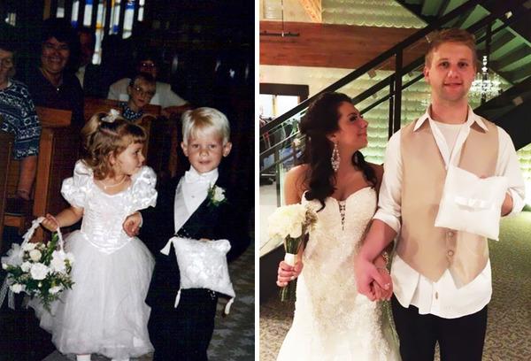 20年後に結婚した幼馴染