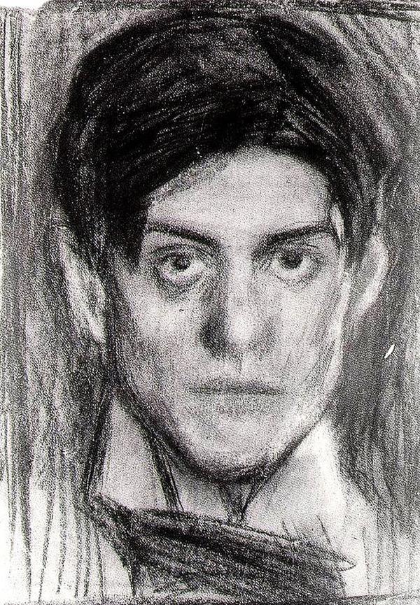 ピカソの自画像!15歳から90歳までの肖像画 (14)