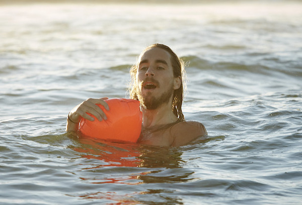 安全な海水浴のために