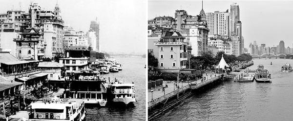 発展した中国の都市風景を比較!過去と現在の画像100年 (6)