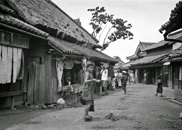 約100年前、明治時代に撮られた白黒写真。日本人の日常を映す (18)