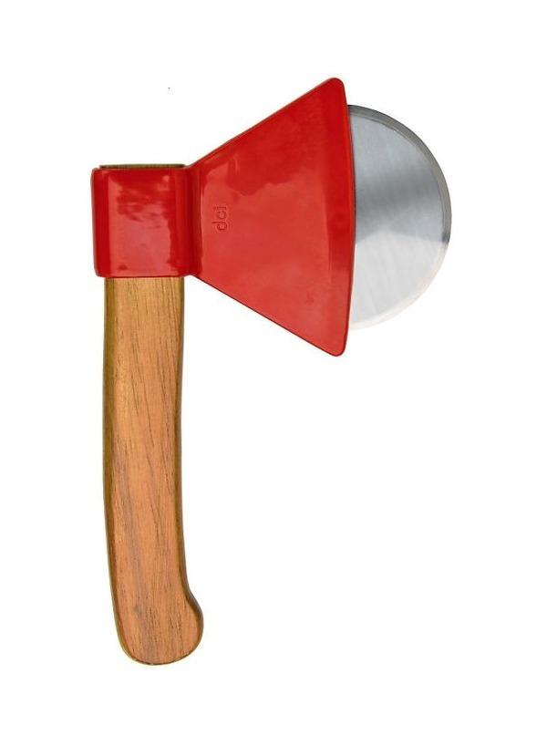 斧のピザカッター