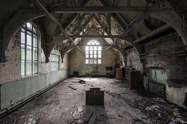 イギリスの廃墟画像 (6)