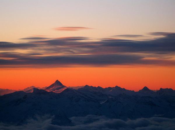 オーストリアの夜明け