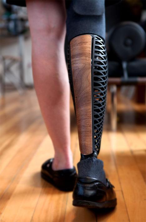クールなデザインの義足・義肢 Scott-Stummit 2