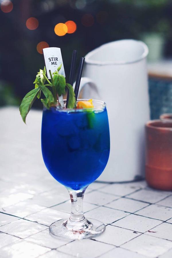 超爽やか!革新的な青いワイン『Gik』 (7)