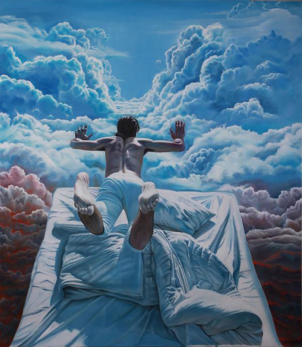 夢は忘れるから…夢を絵に描いて残す!! (1)