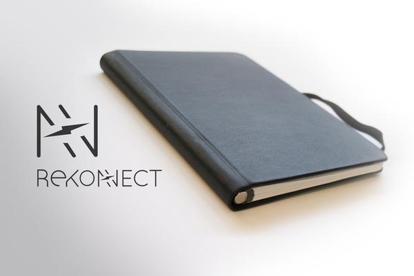 『Rekonect Notebook』ページをシャッフル!マグネット式ノート (2)