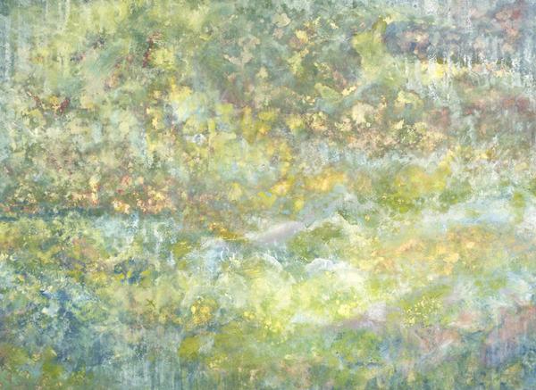 自閉症の6歳の少女が描く絵画が美しい! Iris Grace  (6)