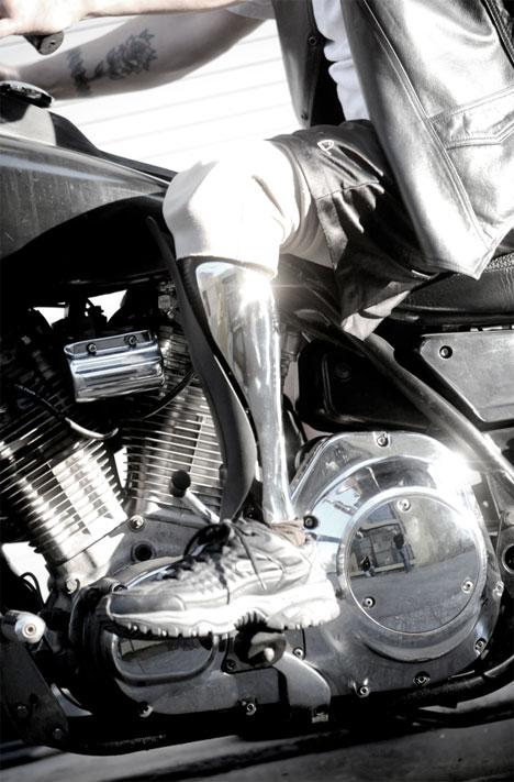 クールなデザインの義足・義肢 Scott-Stummit 6