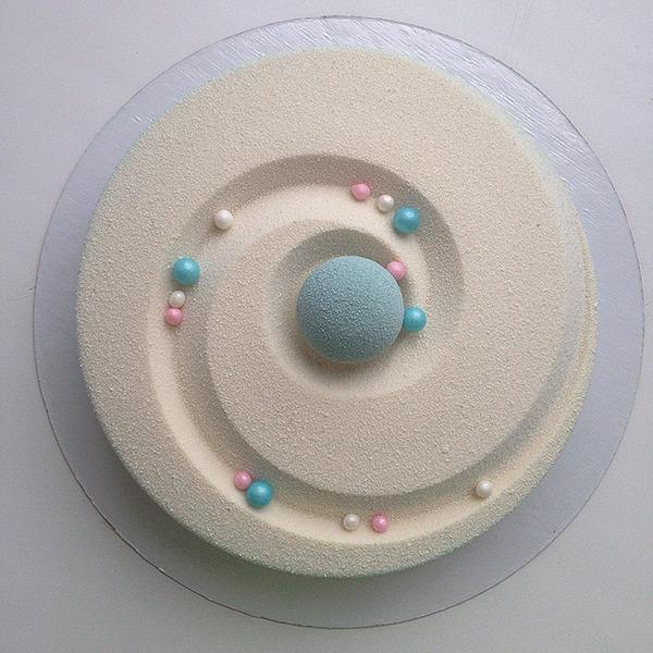 超てかてか綺麗!驚くほど艶々すぎるケーキ (1)