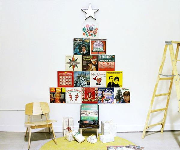 一味違ったちょっとクリエイティブなクリスマスツリー画像! (10)