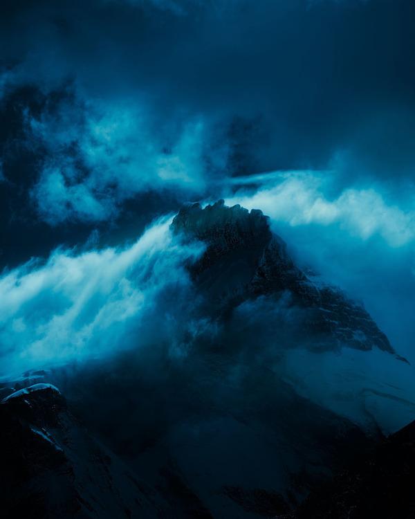 嵐の大地パタゴニアの美しく雄大な自然風景写真 (15)