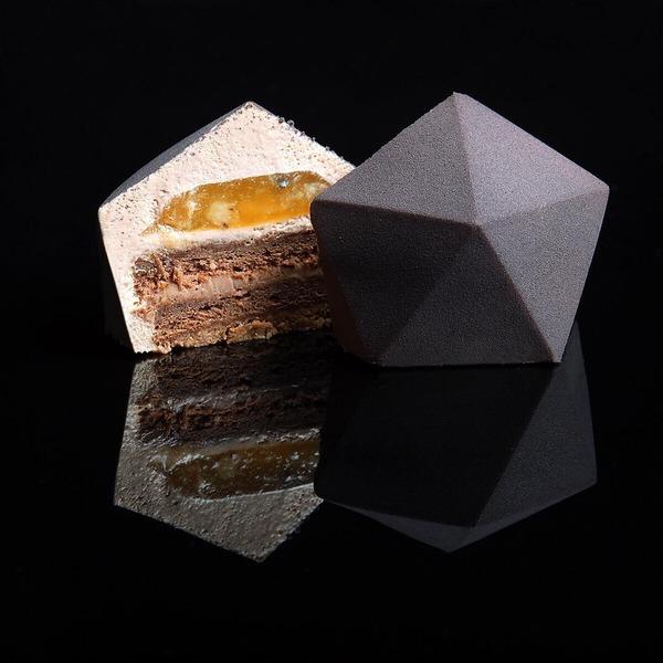 完璧な形状をしたデザート…幾何学的なスイーツ特集 (20)