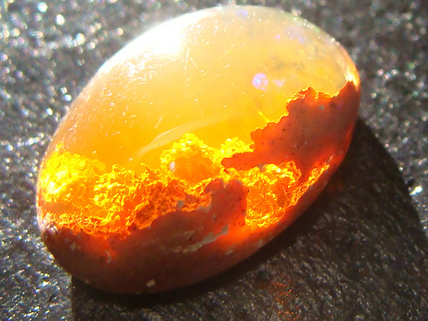 Sunset Fire Opal,サンセットファイアオパール