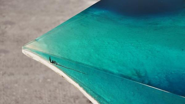 清涼感が半端ない!海からインスピレーションを得たテーブル (6)