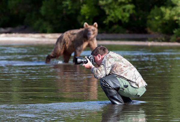 クレイジーなカメラマン 33
